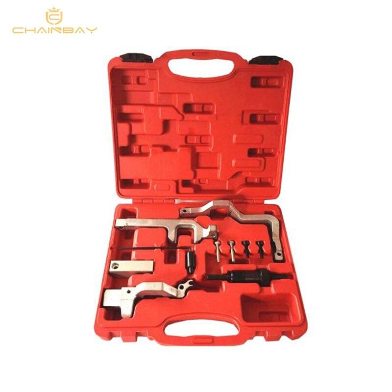 Jeu d'outils de distribution d'arbre à cames moteur pour BMW MINI cuivre 1.4 1.6 N12 N14 Citroen Peugeot moteurs