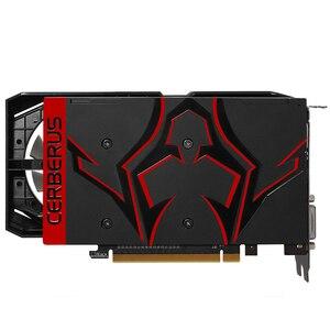 Image 3 - Asus CERBERUS GTX 1050Ti A4G Mainstream level Desktop Graphics Cards GDDR5 Boost 1417MHz PCI Express 3.0 GeForce GTX 1050Ti 4G