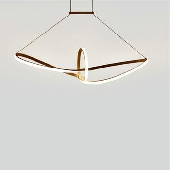 Modern Led Pendant Light Led Pendant Lamp Aluminium Suspension Lamp for Dinning Room Kitchen Island Office