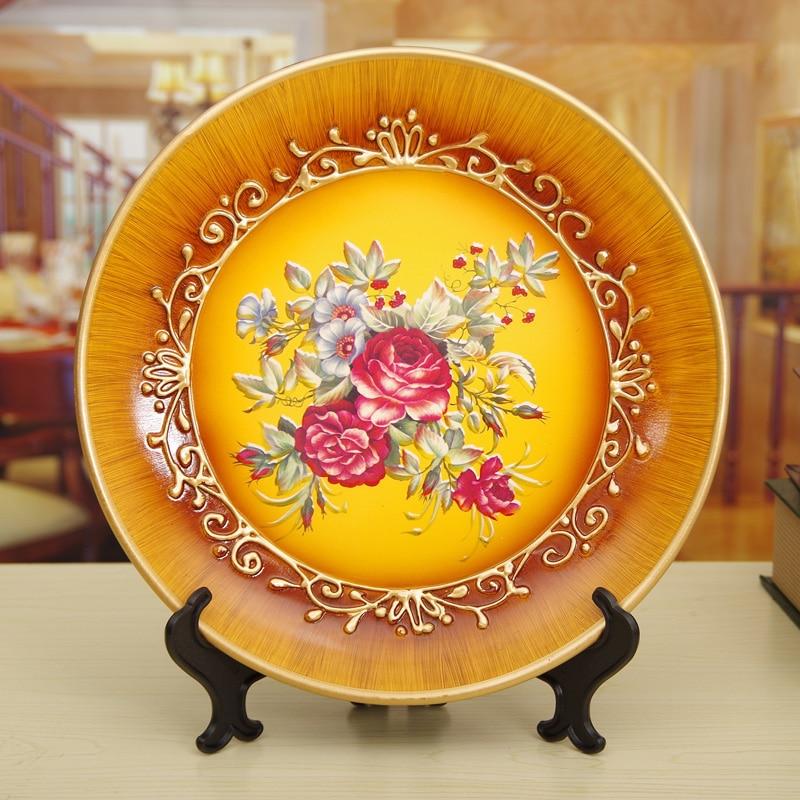 Dorable Decorative Plates Wall Hanging Crest - Wall Art Design ...