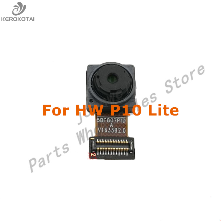 For HW P10 Lite Front Camera Small Camera With Sensor Flex