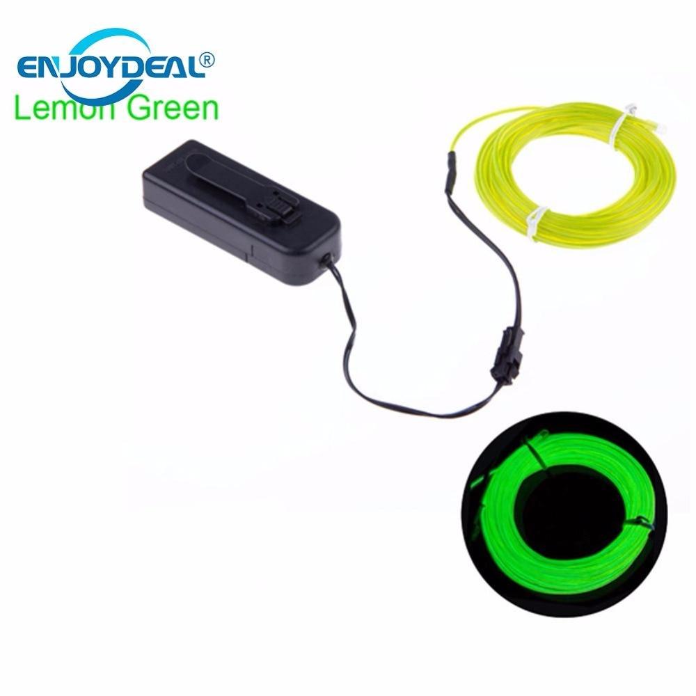 Ausgezeichnet Führte Flexiblen Neon Draht Ideen - Der Schaltplan ...