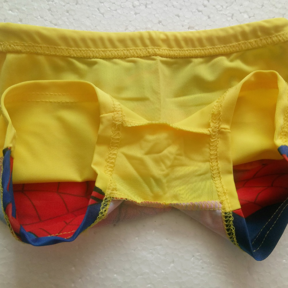 Spiderman Marvel Boys Swimming Boxers Briefs Trunks Shorts Swimsuit 3-10 Years