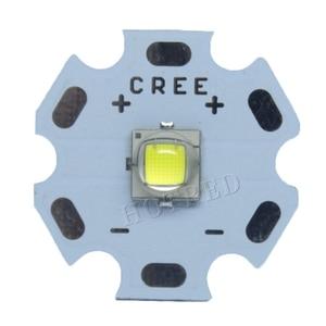 Image 2 - 2PCS Luminus SST 40 10W LED 1100lm สีขาวสามารถเปลี่ยน CREE XML T6 XML2 XM L2 LED Light Emitter ไดโอดสำหรับไฟฉาย pcb