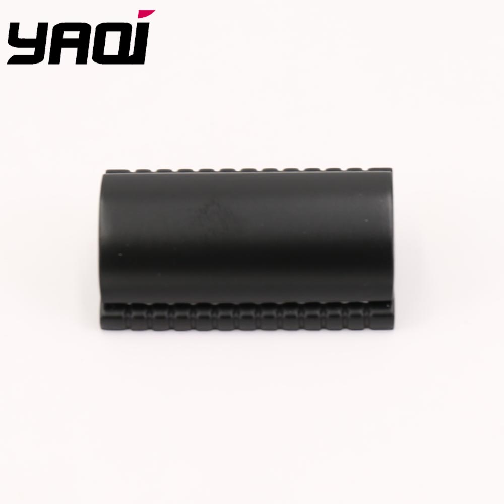 Matte Black Color Safety Razor Head For Shaving Razor Without Logo
