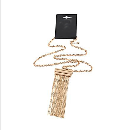 New Fashion Long Tassels Statement Jewelry Necklaces&Pendants For Women Wholesale YX466 ABC