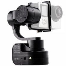 Zhiyun Rider-M 3-Axis Wearable Gimbal Stabilizer for Action Camera and Sport Camera up to 5.6oz. i.e. Gopro Hero5/4/3, YI 4K
