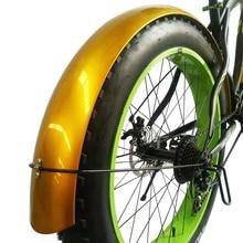 Велосипедный спорт Горный велосипед дорога снег жира скорость Велосипеды Аксессуары 26*4,0 fender полный охват новый продукт бесплатная доставка