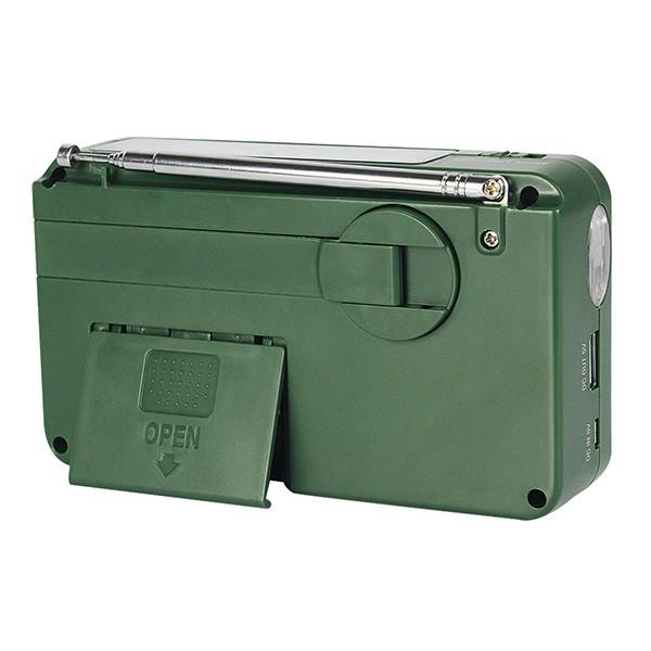 1 pc Dynamo Generator FM AM Radio (8)