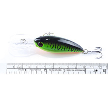 1PCS Brand Big Wobblers Fishing lures sea trolling minnow artificial bait carp peche crankbait pesca jerkbait