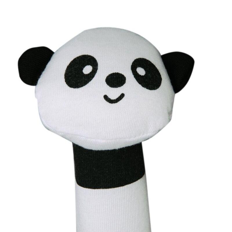 Форма панда ткани визг sound bar детские игрушки играть