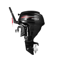Hidea Outboard Motor 4 Stroke 25HP Long Shaft Boat Engine