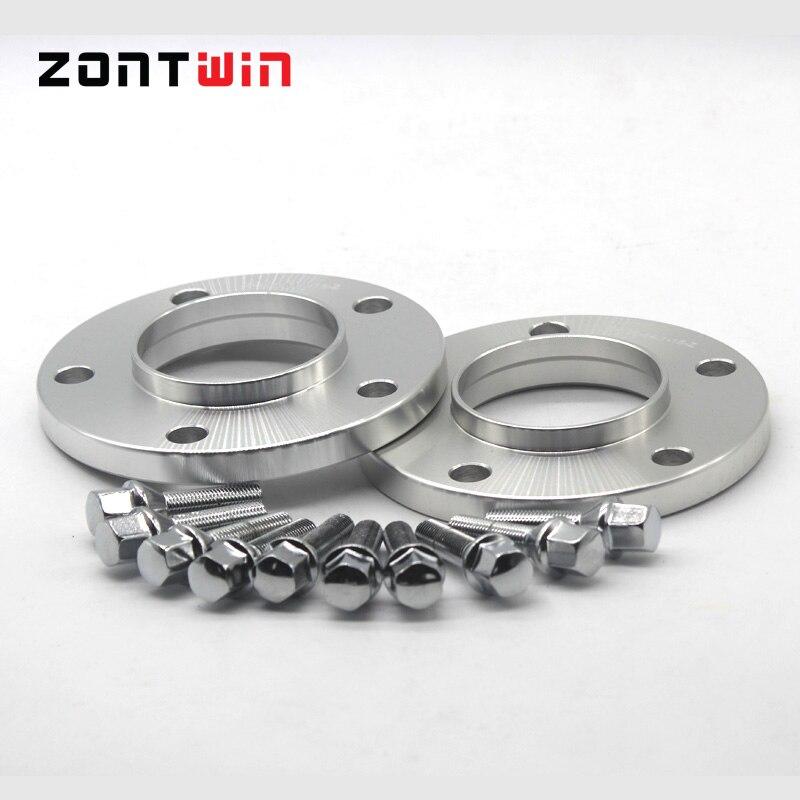 20 X M12X1.5 Aleación Pernos de rueda tuerca de conversión 50 mm de largo se ajusta BMW 72.6 2