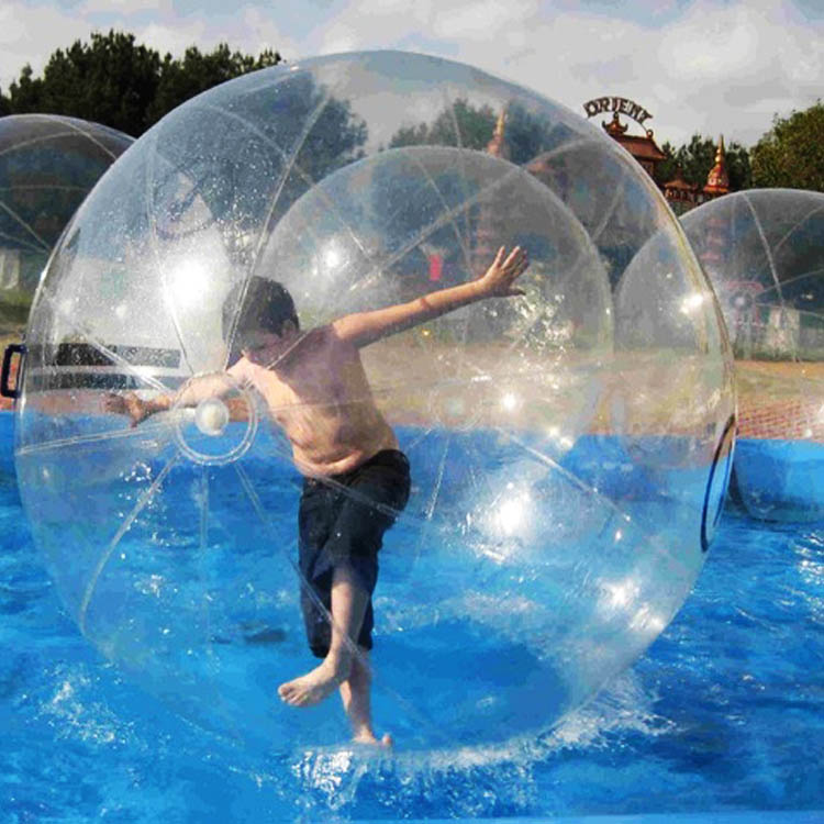 Hot Sale Inflatable Water Zorb Ball For Kids And Adults 2M Diameter Water Balloon For Water Games Popular Water Play Equipment