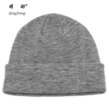 outfly Casual Beanies for Men Women Fashion Knitted Winter Hat Solid Color Hip-hop Skullies Hat Bonnet Unisex Cap Gorro