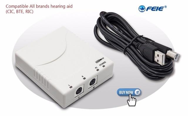 2018 on promotional price ! digital hearing aid programmer mini pro