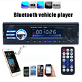 NewBluetooth Car In-Dash Stereo Audio USB FM Aux Input Receiver MP3 Radio Player 4-channel high power output with remote control