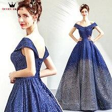3b926df71c87 Compra cap sleeves navy gowns y disfruta del envío gratuito en ...