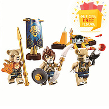 Bela Pogo Compatible Legoe CHIMA 10346 SuperHero Ninja Urban Sapce Wars Figures e Building Blocks Bricks toys for children