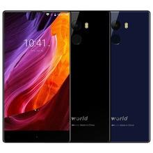 Vkworld смешивать 5.5 дюйма ободок-менее Android-смартфон MTK6737 4 ядра 2 ГБ + 16 ГБ 4 г LTE отпечатков пальцев открыл мобильный телефон PK плюс