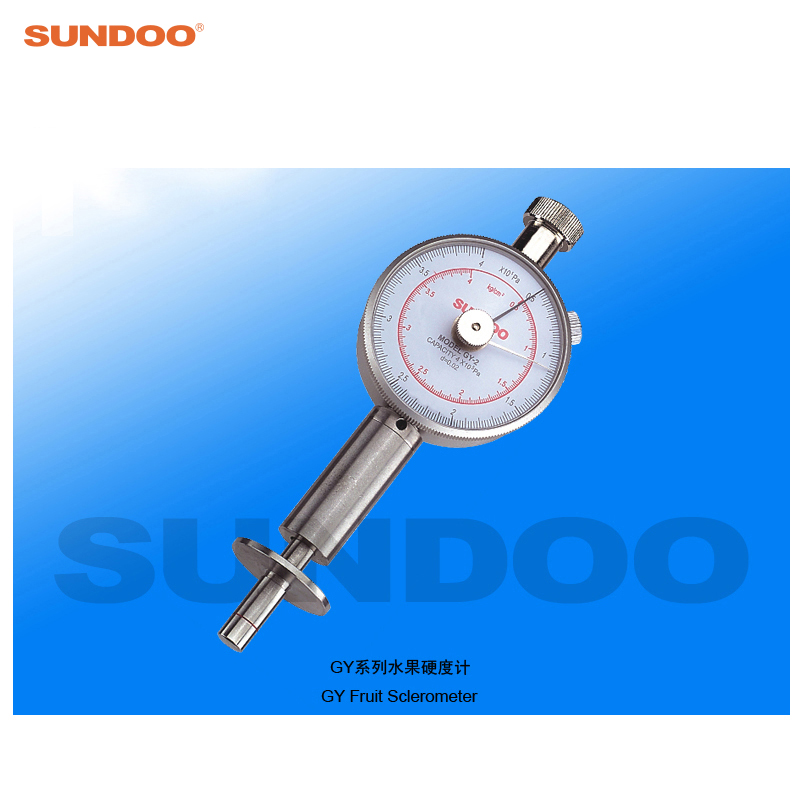 Apples, Pears, Strawberries and Grapes Pointer Fruit Sclerometer Sundoo GY-2