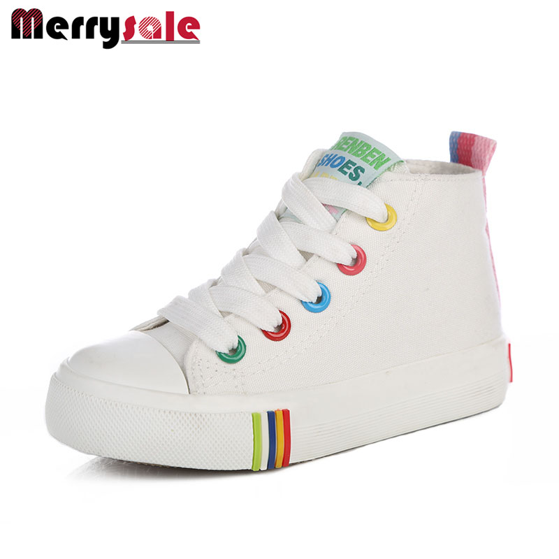 The children s shoes high canvas shoes to help the boys and girls shoes leisure shoes