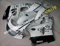 Hot sprzedaż, biały fairing dla suzuki 1996-2000 corna owiewki gsxr600 gsxr750 srad gsxr 600 750 96 97 98 99 00 96-00 fairing