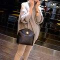 Мода Кожа Женщины Сумка Твердые Оболочки Стиль Женщина Сумка Мягкая Женщина Pu Кожаная Сумка
