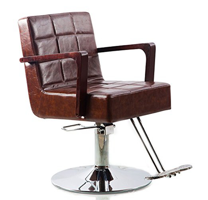 Hydraulic barber chair comfort styling salon beauty for Salon styling chairs wholesale