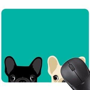 Image 5 - Mairuige קידום רוסיה חמוד כלב קטן משטח עכבר משרד יצירתיות עכבר מחצלת משטח עכבר משחקי 220X180X2MM מחשב שטיחי עכבר