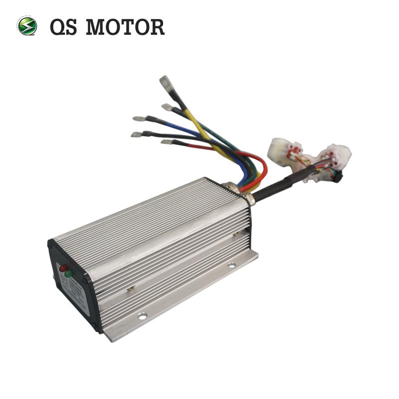 KLS7212S,24V-72V,120A,SINUSOIDAL BRUSHLESS MOTOR CONTROLLER For In-wheel Hub Motor, Powered By SIA