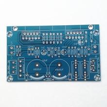 2 parça TDA7265 BTL 2 kanallı güç amplifikatörü kurulu PCB (elektronik bileşenler)