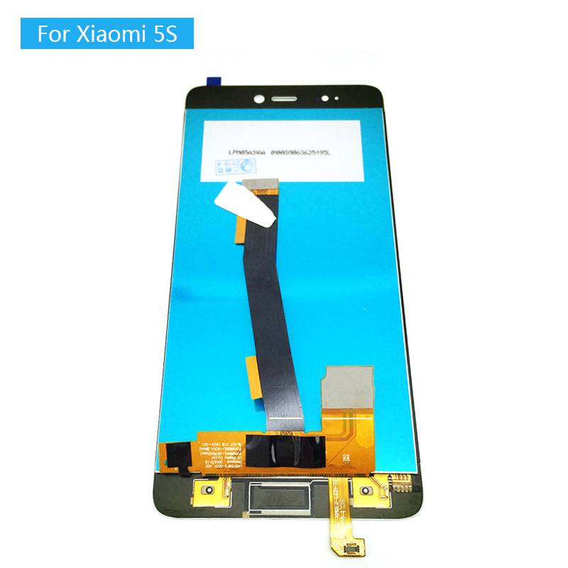 D'origine Pour Xiao mi mi 5S Lcd Diaplay Écran Remplacement mi 5S LCD Display + Écran Tactile pour Xiao mi mi S mi 5S 5.15 pouce + Outils