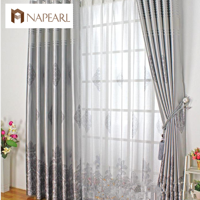 Black Wire Shade Cloth Bedroom Curtain Customize Blackout Curtains In Curtains From Home
