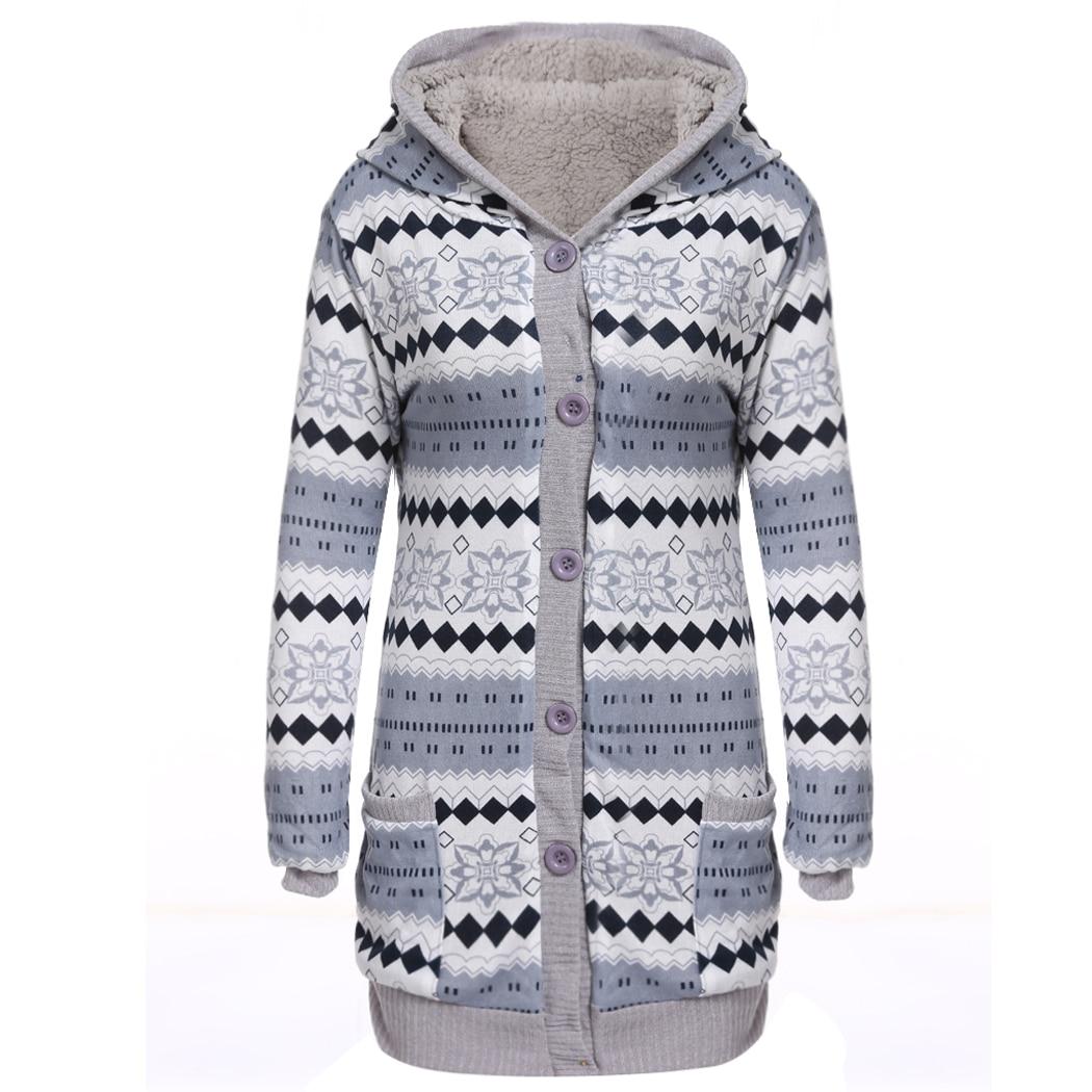 Aliexpress.com : Buy New Fashion Winter Coat Women Long Warm Knit ...