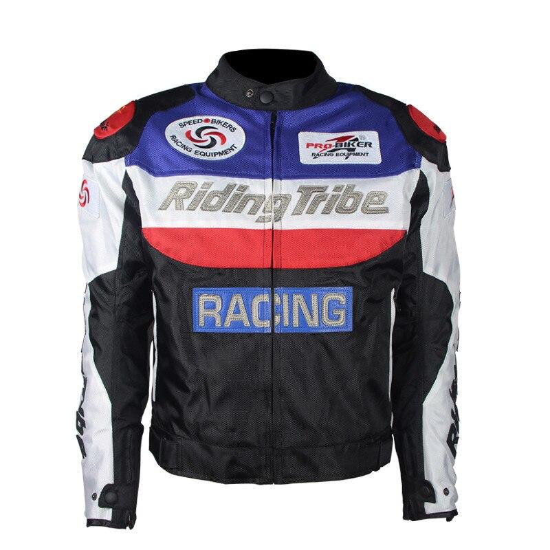 Riding Tribe Motorcycle Racing Jacket Motocross Jaqueta Motoqueiro Blouson Campera Moto Liner Protective Jackets