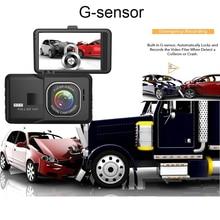 DVR Камера 1080 P Full HD 170 градусов угол Новый 3.0 «Автомобильный видеорегистратор Камера T626 автомобиля Камера для вождения запись детектор автомобиль