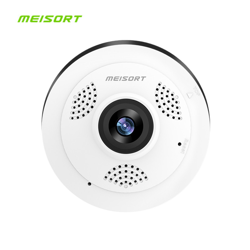 Meisort IDS1 Video Doorbell Camera Wireless WiFi Smart IP Camera Free APP Contro