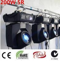 200W 5R Beam head Lights Touch Screen Sharpy Beam 200W Moving Head Sharpies 5R Light dmx