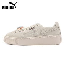 Original New Arrival PUMA Women's Low Skateboarding Shoes Sn