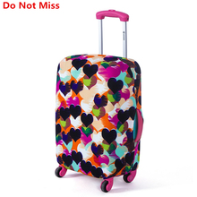 Do Not Miss Travel Luggage Suitcase Protective Cover Suitcase Dust Covers Box Sets Travel Apply To 18 To 30 Inch Cases