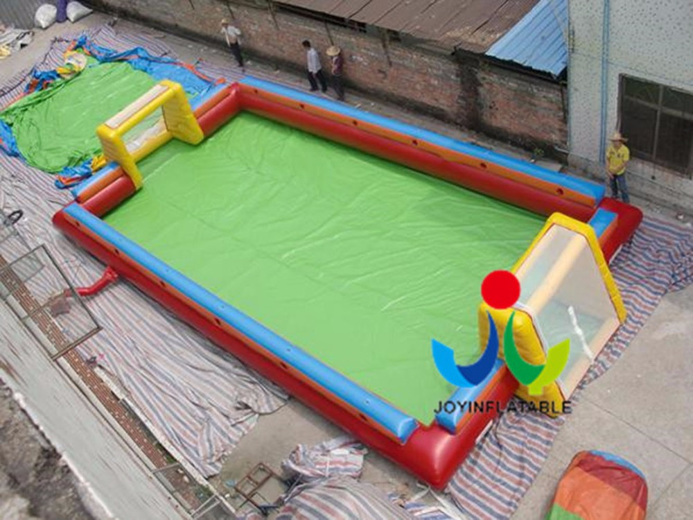2018 Russia World Cup Popular Design Inflatable Soccer Court Field Playground,Inflatable Soccer Field For Good Price