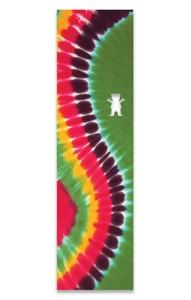 Image 5 - 9*33 zoll Grizzly Läst design Pro Skateboard Griptapes Silicon Hartmetall Skate Grip Band mit Luft Löcher Roller Schleifpapier