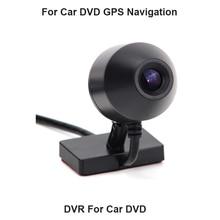Ночного видения CCD HD Универсальный Автомобильный спереди вида парковочная камера для Waterpoof USB видеорегистратор цифровой видеомагнитофон dvd-плеер