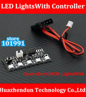 High Quality Computer Case Colors Breathing Light Controller 5050 LED LightsWith Controller With The Memory