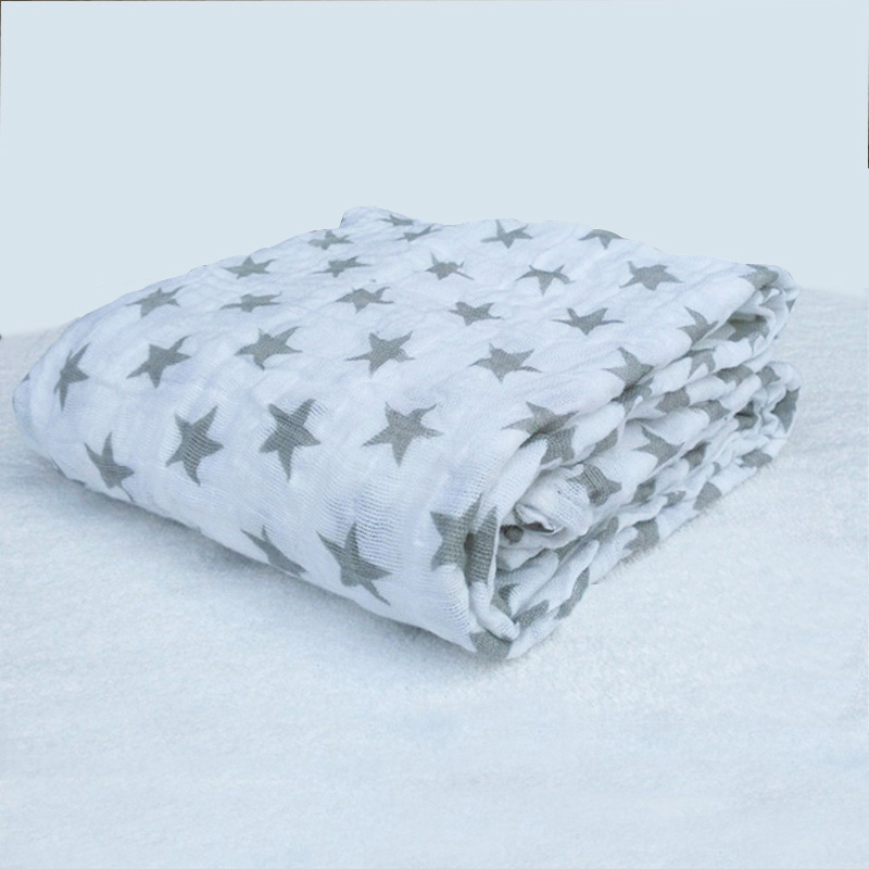 Punctual 1pc100%cotton Flamingo Fruits Print Muslin Baby Blankets Bedding Infant Swaddle Towel For Newborns Swaddle Blanket simfamily