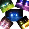 Hid ксеноновая лампа h1 h3 h7 h8 h9 h11 h10 9005 9006 hb3 hb4 фиолетовый розовый зеленый синий желтый AC 12 В 35 Вт hid лампы ксеноновые фары