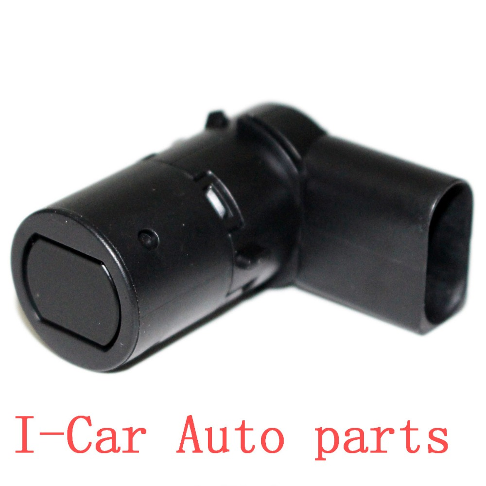 Top Quality Parking Radar Distance Control Parking Sensor 3-Pin PDC For A2A3 A4 A6 A8 Volkswagen SKODA 7M3919275B <font><b>7M3</b></font> <font><b>919</b></font> <font><b>275</b></font> B image