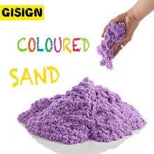 Areia dinâmica, areia, brinquedo, educacional, colorido, macio, areia, espaço interno, arena, joga, areia, crianças, brinquedos para crianças