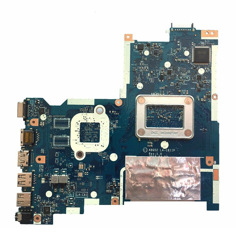 Original For HP pavilion 250 G4 15-AC laptop motherboard N3050 CPU DDR3 816433-501 816433-601 816433-001 ABQ52 LA-C811P 1